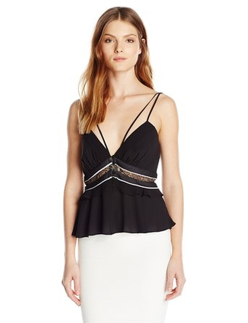 Kensey Top by BCBGmaxazria in Mistresses