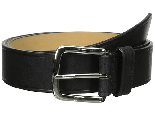 Buff Harness Leather Belt by Cole Haan in Modern Family - Season 7 Episode 1