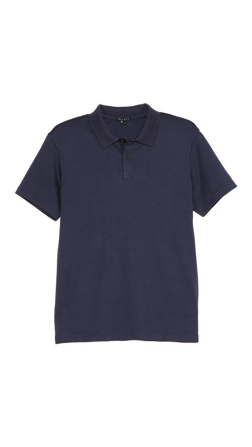 Harbin Polo Shirt by Theory in We're the Millers