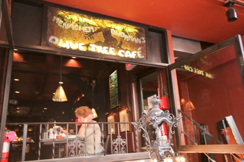 Olive Tree Cafe & Bar New York City, New York in Top Five