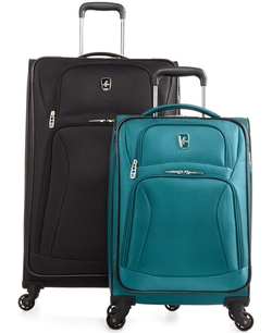 Infinity Lite 2 Spinner Luggage by Atlantic in Love the Coopers