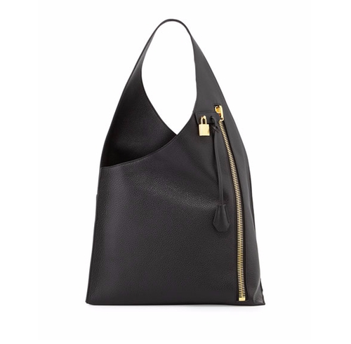 Alix Zip Hobo Bag by Tom Ford in How To Get Away With Murder - Season 3 Episode 6