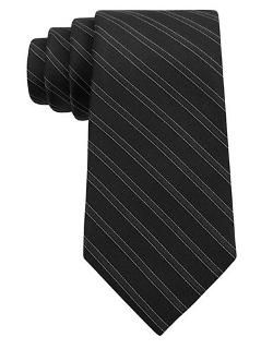 Silk Stripe Tie by Michael Kors in Lee Daniels' The Butler