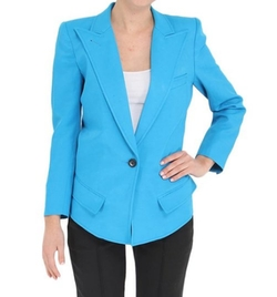 Sharp Shoulder Blazer by Smythe in Mistresses