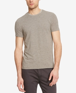 Men's Stripe T-Shirt by Kenneth Cole New York in Animal Kingdom