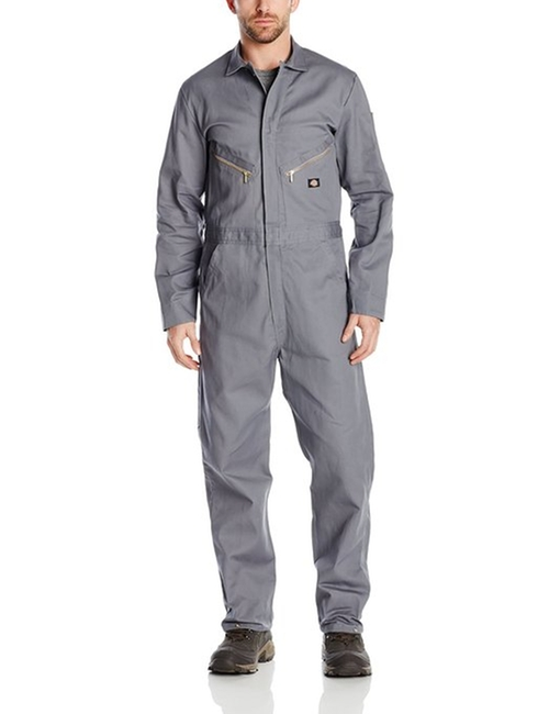 Men's Deluxe Cotton Coverall by Dickies in Bridge of Spies
