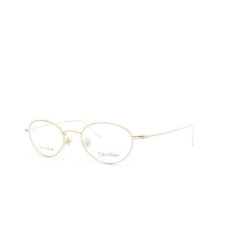 Oval Eyeglasses by Calvin Klein in Spotlight