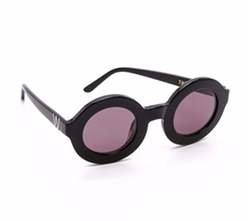 Twiggy Sunglasses by Wildfox in Scream Queens