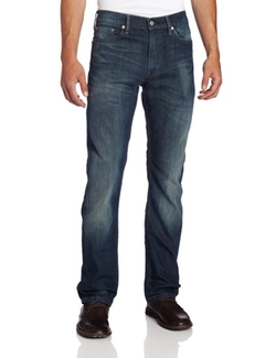 513 Denim Blue Jeans by Levi's in Jason Bourne