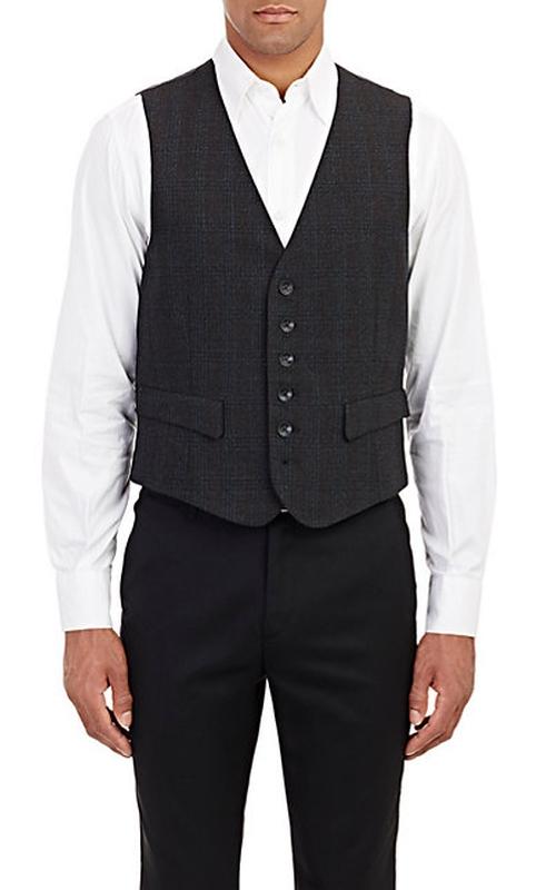 Grosvenor Waistcoat by Rag & Bone in The Man from U.N.C.L.E.