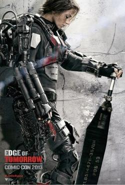 Custom Made Power Armor Suit (Rita Vrataski) by Kate Hawley (Costume Designer) in Edge of Tomorrow
