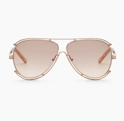 Isidora Aviator Sunglasses by Chloe in Keeping Up With The Kardashians