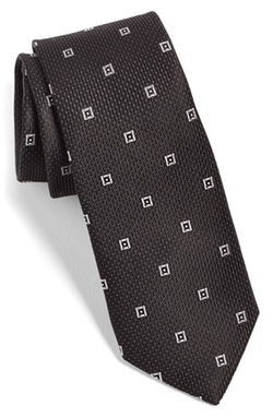 Woven Silk Tie by Calibrate in How To Get Away With Murder