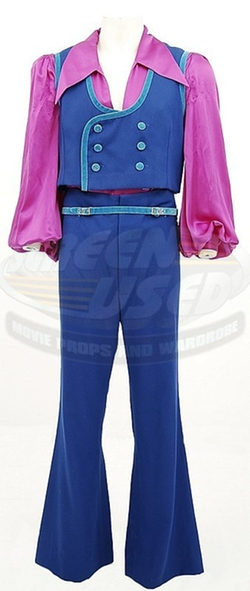 Custom Made Disco Costume by Deena Appel (Costume Designer) in Austin Powers in Goldmember