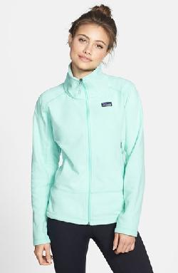 'Emmilen' Microfleece Jacket by Patagonia in Walk of Shame