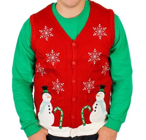 Wonderland Sweater Vest by Festified in Unbreakable Kimmy Schmidt - Season 2 Episode 1