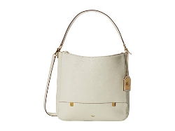 Morrison Double Zip Hobo Bag by LAUREN by Ralph Lauren in Boyhood