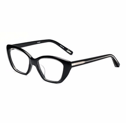Selma Square Optical Frames Glasses by Elizabeth and James in The Good Wife