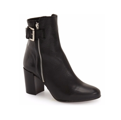 Mega Buckle Booties by Topshop in The Flash