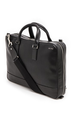 Fulton Leather Darrow Briefcase by Jack Spade in Hitman: Agent 47