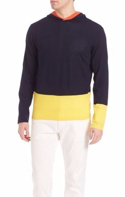Double-Tone Sweater by Ralph Lauren  in Popstar: Never Stop Never Stopping