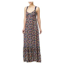 Sleeveless Surplice-Neck Floral-Print Maxi Dress by American Living in Crazy, Stupid, Love.