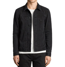 Baroda Denim Jacket by AllSaints in Animal Kingdom