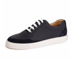 Mr Jones Leather & Suede Sneakers by Harrys of London in Jason Bourne