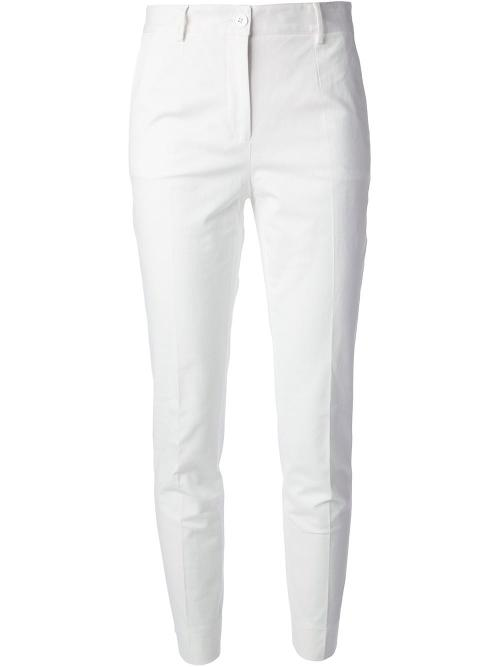 Cotton Pants by Dolce & Gabbana in The Other Woman
