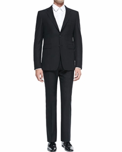 Modern-Fit Wool Suit by Burberry in Empire