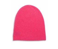 Slouchy Cashmere Beanie by Saks Fifth Avenue Collection in Fuller House