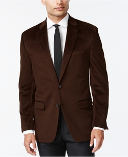 Velvet Classic-Fit Sport Coat by Lauren Ralph Lauren in Our Brand Is Crisis