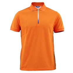 Zip Polo Shirt by Bcpolo in Ocean's Eleven