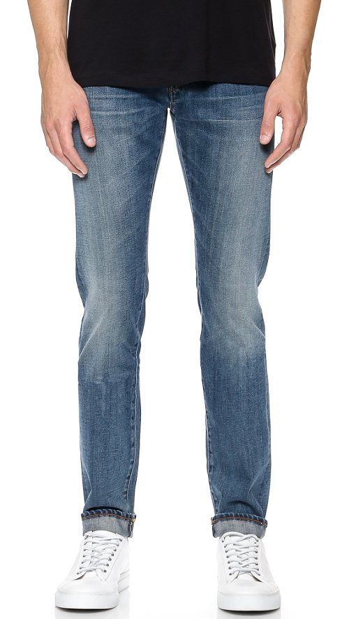 M3 Slim Straight Jeans by 3x1 in If I Stay