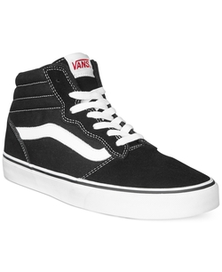 M Milton Hi-Top Sneakers by Vans in Keanu