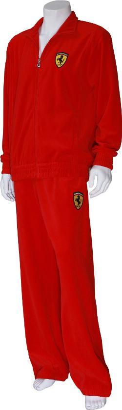 Ferrari Velour Men's Tracksuit by Fila in Hot Tub Time Machine 2