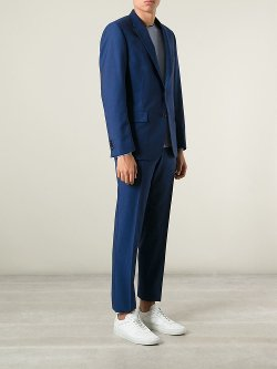 Blazer and Trouser Suit by Paul Smith in Unfinished Business
