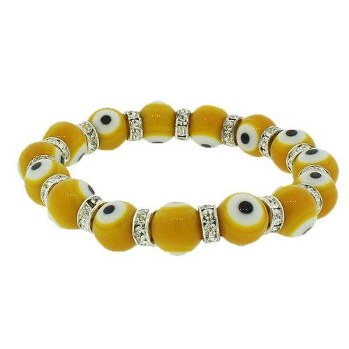 Beaded Stretch Cord Bangle Bracelet by My Daily Styles in Little Fockers