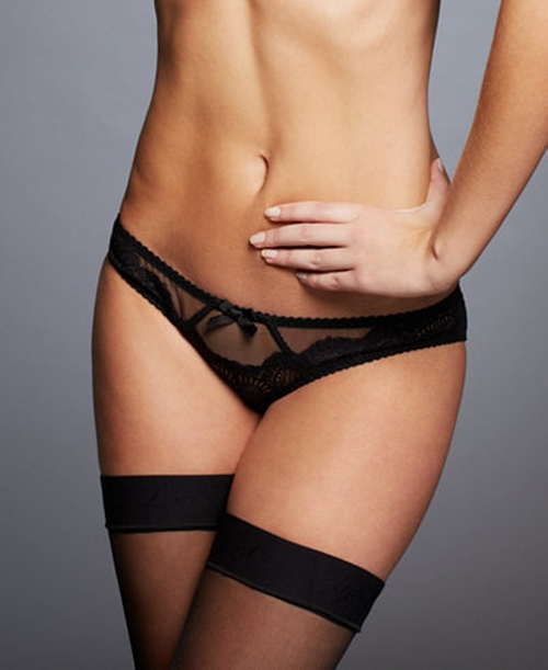 Vanesa Mini Bikini Brief by L'agent By Agent Provocateur in Fifty Shades Darker