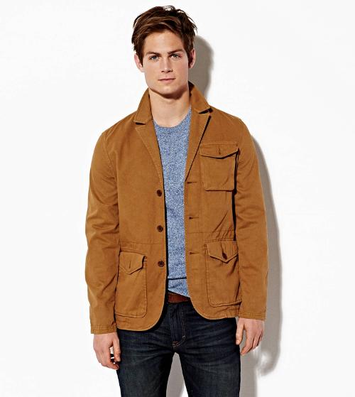 FIELD JACKET by American Eagle in Sabotage