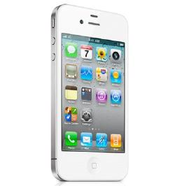 iPhone 4 by Apple in No Strings Attached