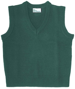 V-Neck Sweater Vest by Classroom Uniforms in The Big Bang Theory