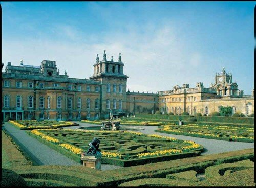 Blenheim Palace Woodstock, Oxfordshire in Cinderella
