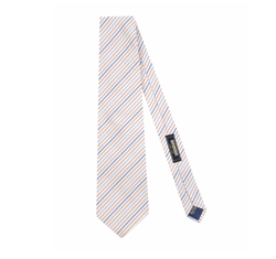 Stripe Tie by Breuer in Molly's Game