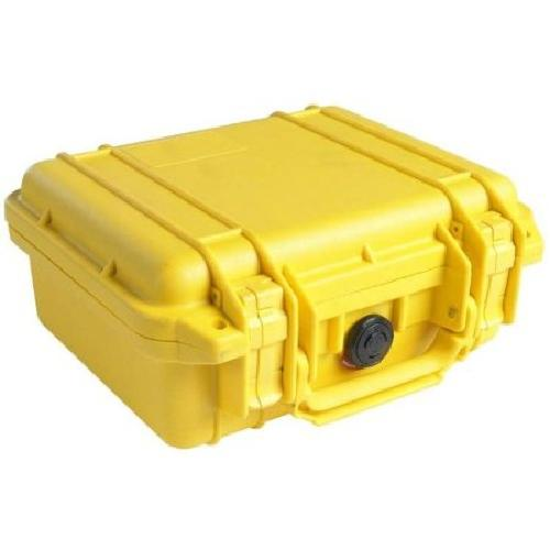 1200 Case w/Foam (Yellow) by Pelican in Sabotage