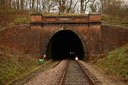 West Sussex, United Kingdom by Sharpthorne Tunnel in Kingsman: The Secret Service