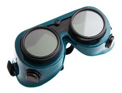 Goggles, Oxygen-Acetylene, Round Lens, Shade-5 by Forney in Wish I Was Here