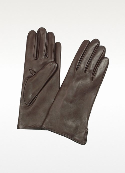 Women's Italian Leather Gloves by Forzieri in The American