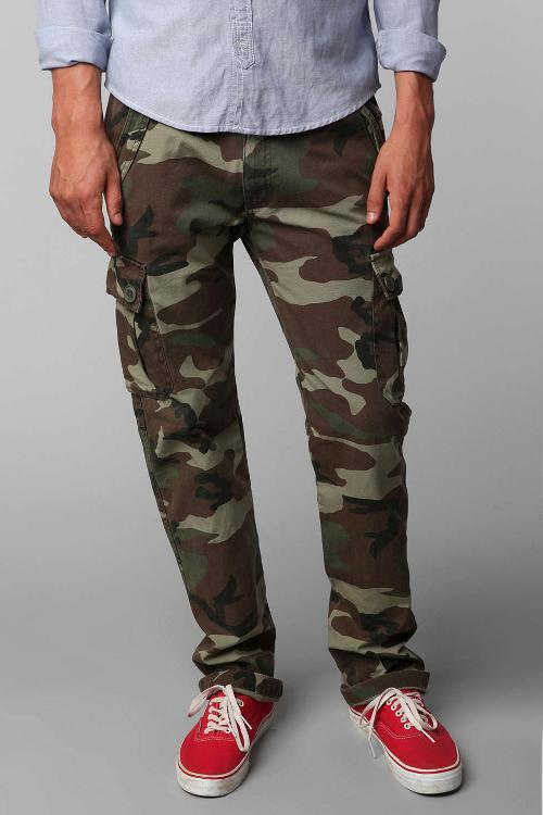 Camo Cargo Pant by All-Son in The Wolverine
