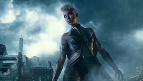 Custom Made Storm Costume by Louise Mingenbach (Costume Designer) in X-Men: Apocalypse